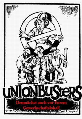 unionbusting